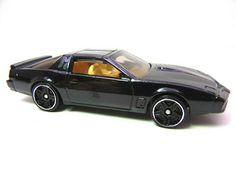 hot wheels decast knight industries 2000 pontiac trans am diecast 1:64 2012 new models