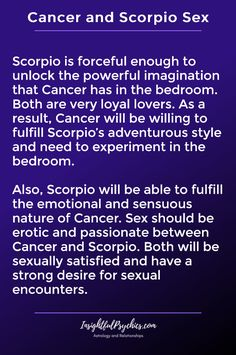 Zodiac Signs Cancer Compatibility, Astrology Scorpio, Scorpio Zodiac Facts, Zodiac Cancer, Cancer Woman Scorpio Man, Scorpio Love, Scorpio Men, Scorpio And Cancer Relationship, Scorpio Relationships