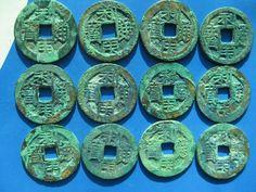 Tomcoins-China S.Ming dynasty Li Yong TB cash Coin
