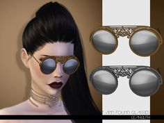 Sims 4 CC's - The Best: Glasses by Leah Lillith