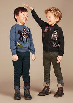 Discover the new Dolce & Gabbana Children Boy Collection for Fall Winter 2016 2017 and get inspired.