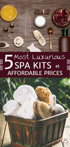 Here are the best home spa kits to bring some luxury into your life. These are my favorite spa kits as they are indulgent, healthy, natural and toxin free. Spa Day At Home, Home Spa, Diy Beauty, Beauty Hacks, Beauty Tips, Spa Kits, Foot Soaks, Spa Accessories, Detox Tips