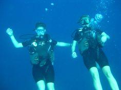 Divers, Central America Trail|