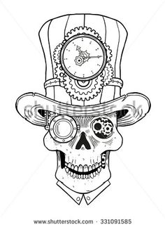 steampunk pictures on VisualizeUs