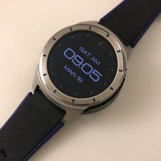 ZTE Quartz, une montre connectée lambda sous Android Wear - http://www.frandroid.com/marques/zte/418910_zte-quartz-une-montre-connectee-lambda-sous-android-wear  #AndroidWear, #Montresconnectées, #ZTE