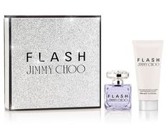 Jimmy Choo Flash Gift Set  Jimmy Choo Flash Gift Set Includes: Jimmy Choo Flash 60ml Eau de Parfum and Jimmy Choo Flash Body Lotion 100ml. Be the shining star at every party by stepping out in the new ultimate accessory from Jimmy Choo, the perfect companion for the party girl  http://www.comparestoreprices.co.uk/perfumes/jimmy-choo-flash-gift-set.asp