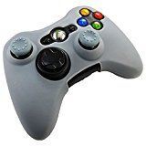 Xbox One Controller High Quality Protective Silicone Case - Grey with 2 Grey Silicone Thumb Gripsby Third Party1691% Sales Rank in Video Games: 223 (was 3995 yesterday)(1) (Visit the Movers & Shakers in Video Games list for authoritative information on this product's current rank.)