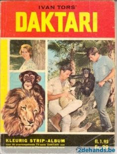 Daktari ...I loved this show with Clarence the crossed eyed lion and Judy the chimp.
