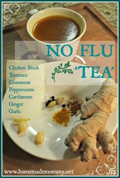 no flu tea