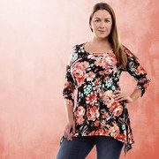 Save up to 60% off during the BOLD & BEAUTIFUL Plus-Size event on #zulily today!