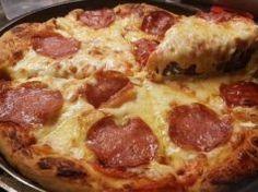 Moje děti stále chtěly chodit na pizzu, což pocítila má peněženka! Když jsem jim připravila tuto italskou dobrotu doma, nemohly se jí nabažit!