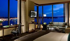 Billed as distinctive in 1,000 ways, Seattle's Hotel 1000 challenges expectations with its forward-thinking technology and tech-savvy design