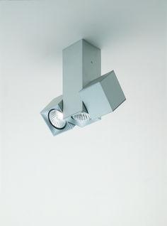 DAU SPOT by Milan Iluminación   MLN Dau Spot/ 6051-3051   Diseñado por Flemming Bjorn / Designed by Flemming Bjorn