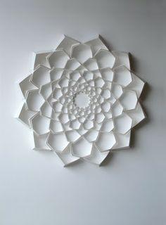 paper mandala by matt shilian