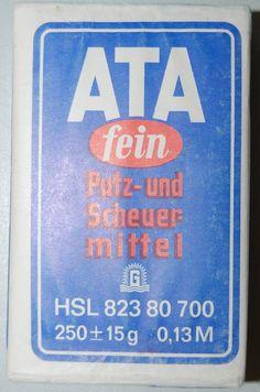 """DDR Museum - Museum: Objektdatenbank - """"ATA"""" Copyright: DDR Museum, Berlin. Eine kommerzielle Nutzung des Bildes ist nicht erlaubt, but feel free to repin it!"""""""