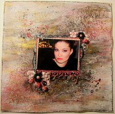 beauty Mona Lisa, Artwork, Painting, Beauty, Art Work, Work Of Art, Painting Art, Paintings, Cosmetology