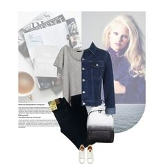 Concert? [TAGS] by townili on Polyvore featuring H&M, Topshop, Big Star, McQ by Alexander McQueen and Once Upon a Time Big Star, Alexander Mcqueen, Topshop, Tags, Shoe Bag, Denim, Concert, Polyvore, Jackets