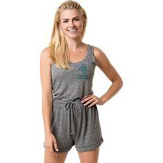 League® Coastal Carolina University Women's Romper available at the Chanticleer Store