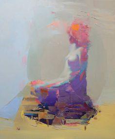 "Saatchi Art Artist Taeil Kim; Painting, ""Serendipity No.0405"" #art"