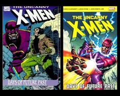 The 30 Comic Books You Should Have Read | X-Men: Days of Future Past | The 30 Comic Books You Should Have Read |   By: Chris Claremont, John Byrne | Here, an older version of Kitty Pryde suddenly appears and reveals that the future for mutants is pretty bleak: they'll soon be dead or stuck in concentration camps under the watchful eyes of giant robot sentinels. They have to change the past to save the future.