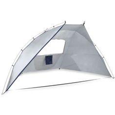 Total Sun Block Beach Shelter - BedBathandBeyond.com