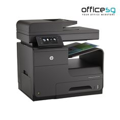 HP OfficeJet Pro Office Printer with Wireless Network Printing Remote Fleet Management Hp Laser Printer, Printer Price, Wireless Printer, Printer Scanner, Pc Gamer, Hp Drucker, Fast Print, Hp Officejet Pro, Shopping
