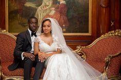 Mr & Mrs Boakye ☄  #wedding #whitewedding #ghanabride #ghanagroom #marriage #culture #ghana #melanin #melaninrich #melaninpoppin #clean #love  #beautifulcouple #brideandgroom #weddingdress #blacklove #bellanaijaweddings #idoghana #benachanaphotography #foreverboakye17  MUA: @sylvianaaadoley