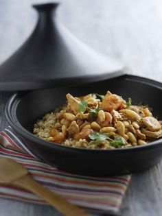 Marokkolainen kanapata (Tagine), resepti – Ruoka.fi
