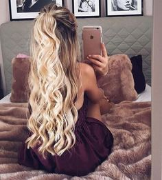 hair, blonde, and hairstyle