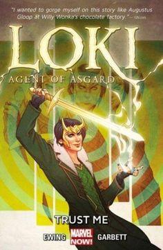 Loki jan bintakies discoverandinaviandreams pinterest loki agent of asgard vol1 trust me fandeluxe Image collections