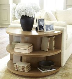 Bookshelves | Living Room End Tables