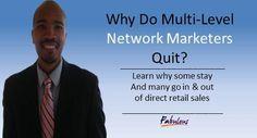 Why Do Network Marketers Quit  KelseySimonnet
