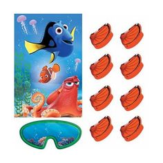 Finding Dory Party Game | Dory Party Products | Birthday Party Games