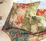 Palm Beach Patchwork Quilt, Twin
