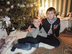 Братья Иоанн и Никола Карпенко