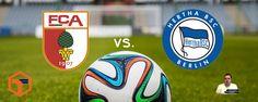 Augsburg v Hertha Berlin (Tip) - http://www.tipsterhq.com/augsburg-v-hertha-berlin-tip/
