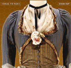 The Duchess - http://www.costumersguide.com/georgiana/costumes/b6.jpg