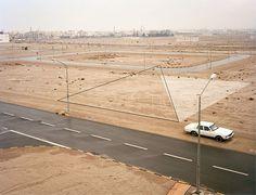 Action in Landscape, Kuwait   Pedro Duarte Bento 2013  [Lambda print on Fuji Archival Paper, 46.5x35.4 inches / 118x90 cm Edition 3+1AP]