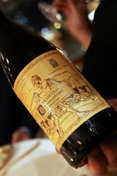 Montepulciano D'Abruzzo wine