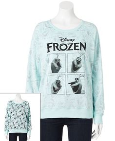 Disney Frozen Reversible Olaf Sweatshirt - Juniors #Kohls
