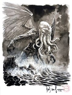 CTHULHU  by Dave Wachter