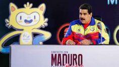 Image copyright                  Reuters Image caption                                      Maduro dijo que Reverol había establecido récords de incautación de drogas.                                El presidente de Venezuela, Nicolás Maduro, designó este martes como ministro de Interior y Justicia al exjefe de la Oficina Nacional Antidrogas Néstor Reverol, general acusado por Estados Unidos por supuestos vínculos con el narcotráfico.