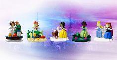 Disney Princess Christmas Ornaments