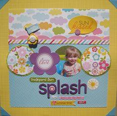 Splash - Scrapbook.com