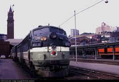 RailPictures.Net Photo: NP6511C Northern Pacific Railway EMD F7(A) at Seattle, Washington by Drew Jacksich