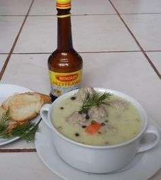 ZUPA KLOPSOWA Cheeseburger Chowder, Mashed Potatoes, Dinner, Ethnic Recipes, Food, Polish Food Recipes, Cooking, Whipped Potatoes, Dining