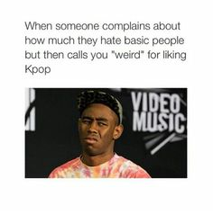 Oh my gosh!!!! This is like everyone I know!!!!!!!!!! (Except for the ones that like kpop with me)