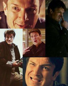 His facial expressions!