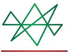 Midas Star - Reiki Abundance and Prosperity Symbol