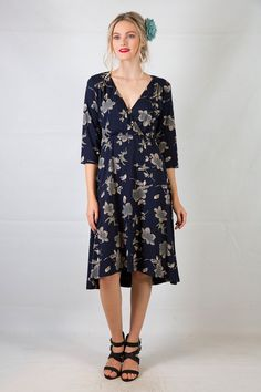 Sophie Sky Dress   Summer Dresses   Floral Dress   Annah Stretton Dress Summer, Sky, Floral, Casual, Fashion, Heaven, Moda, Summer Outfit, Fashion Styles
